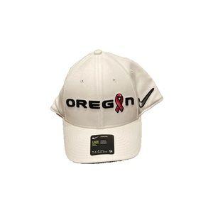Oregon Ducks Nike Cancer Awareness Flex Fit Hat